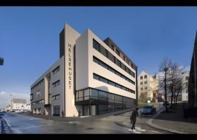 Helsehuset - Fasade 1